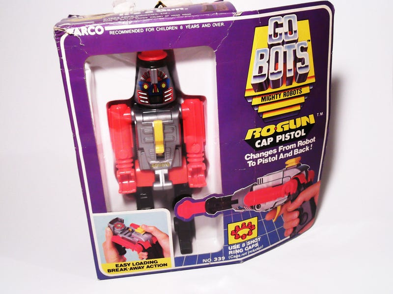 20 Gobots That Remind Us Why the Gobots Sucked So Incredibly Hard