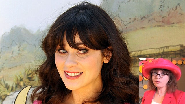 Zooey Deschanel vs. the Lady Who Called Her a 'Snobby Cow'