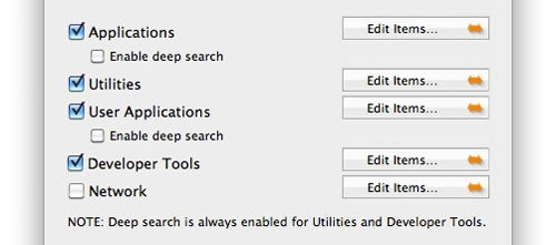 HimmelBar Puts an Applications Menu in the OS X Menubar