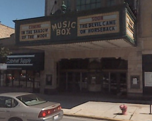 What Movies Are Currently Playing On Google Street View?