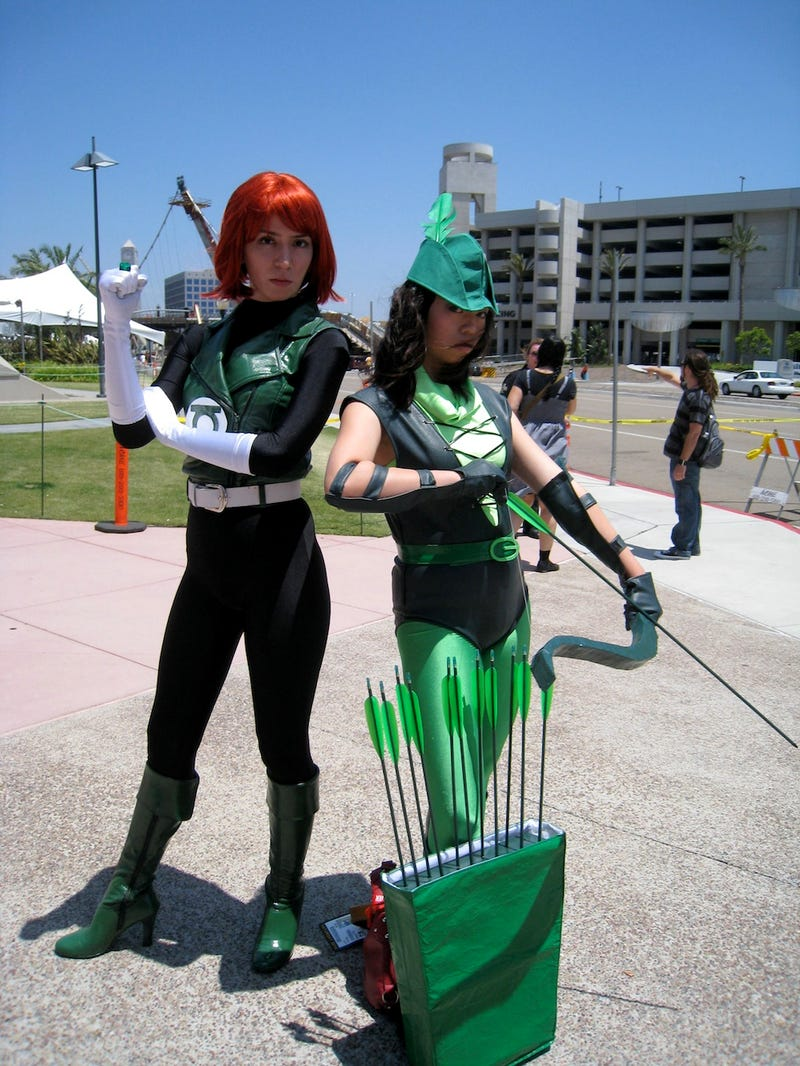 The best cosplay of Comic-Con 2010