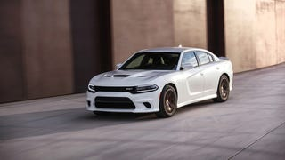 Here's why the 707-hp Dodge Hellcat twins don't conflict with green goals