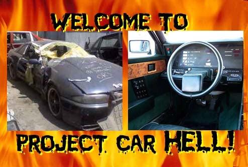 Project Car Hell: R33 Skyline GT-R or Aston Martin Lagonda?