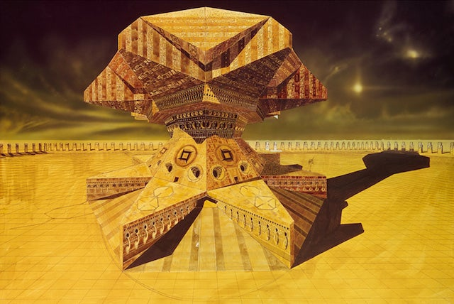 The insane glory of Jodorowsky's Dune revealed in new trailer