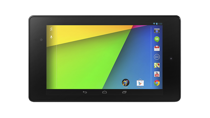 The New Nexus 7: More Power, Pure Google
