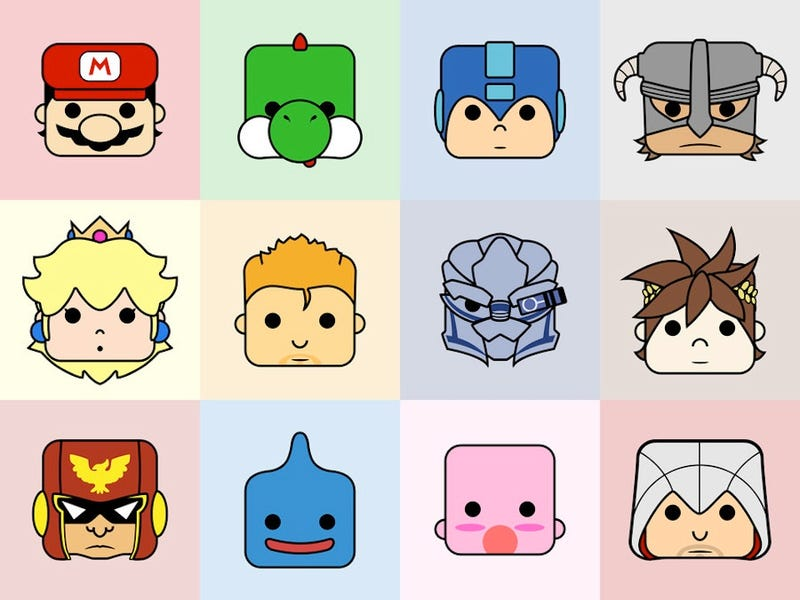 If Video Game Characters Were On Twitter, These Would Be Their Profile Pictures