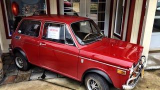 NPOCP -1971 Honda 600