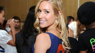 500 Days of Kristin, Day 35: Kristin Spotted atSqueezeOC Launch Party