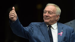 Jerry Jones Is Fucking Crazy