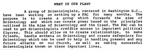 Sarah Palin Adviser's Secret Scientology Plot to Take Over Washington