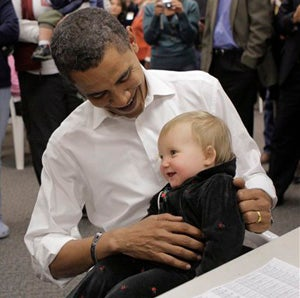 Decision 2008: The Top Ten Campaign Objects Of Our Affection
