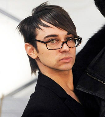 Christian Siriano Mistaken for Asian Lesbian