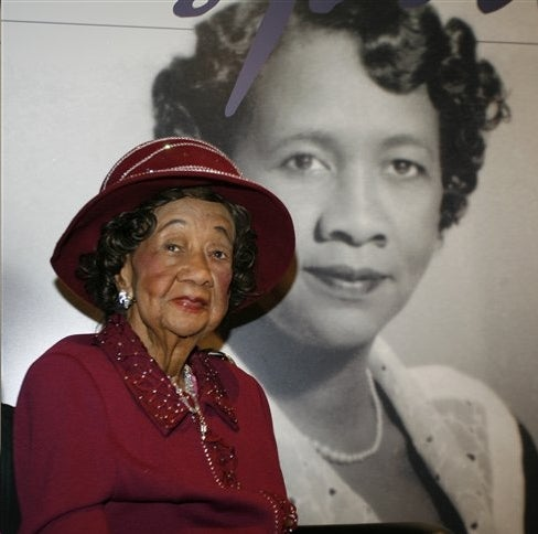 Dorothy Height, Civil Rights Hero