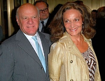 Barry Diller's 'Wife' Invites Him Home