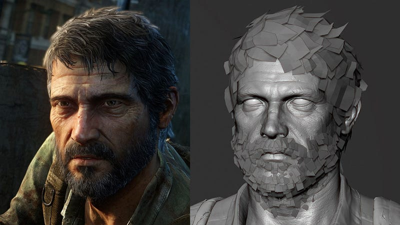 Video Game Beards (And Hair) Are More Interesting Than You Think
