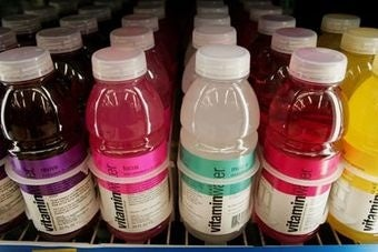 Hello, I'm an Idiot Who Thought Vitaminwater Was Healthy