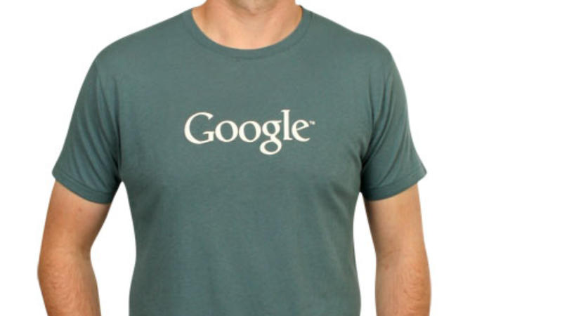 Google's Women Attempt to Gain Equality One T-Shirt at a Time