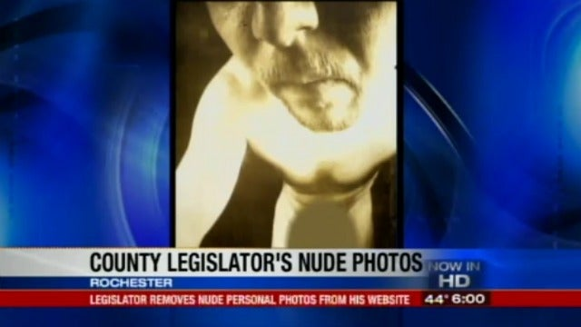 Artsy Pol's Naked Internet Pictures Excite His Republican Foes