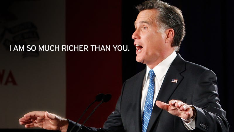 Your Guide to Mitt Romney's Obscene Tax Situation