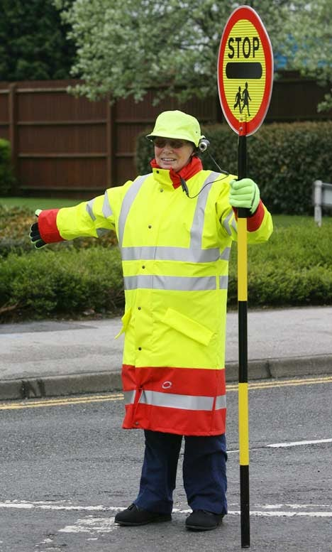 Crossing Guards Become Big Brothers