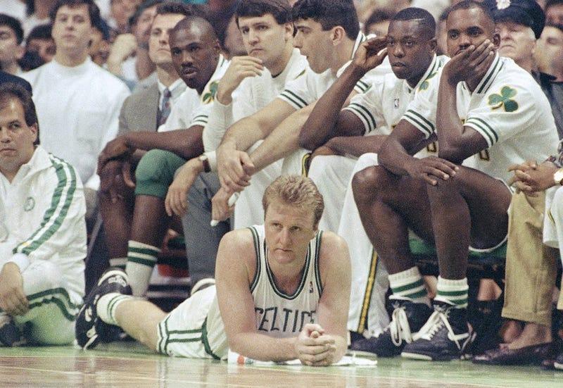The Last Of The Old Way: Larry Bird's Celtics Enter The Modern Era