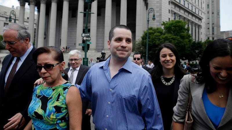 Cannibal Cop Released From Jail After Overturned Conviction