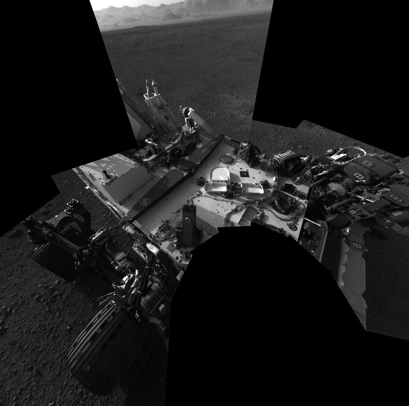 And now, Curiosity's Myspace-inspired self portrait