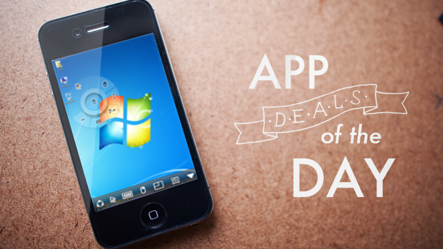 Daily App Deals: Get PocketCloud Remote Desktop Pro for iOS for 40% Off in Today's App Deals