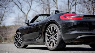 What It's Like To Drive A Porsche Boxster