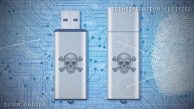 Create a USB Password