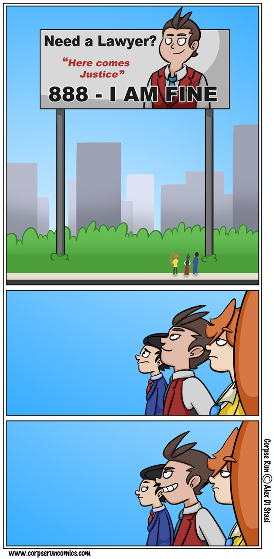 Sunday Comics: Airplane Mode