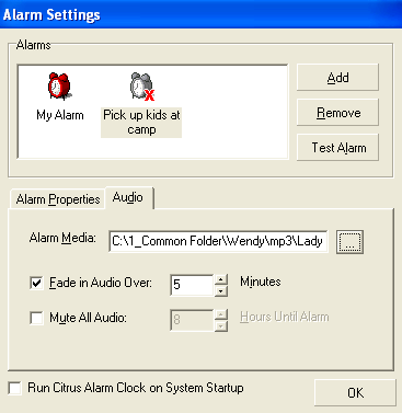 Download of the Day: Citrus Alarm Clock