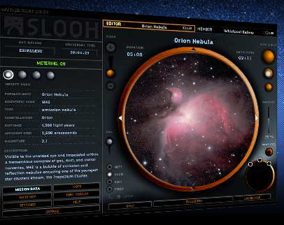 Slooh: Control Big Telescopes Around the World in Your PJs