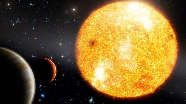 Newly discovered exoplanets are over 13 billion years old