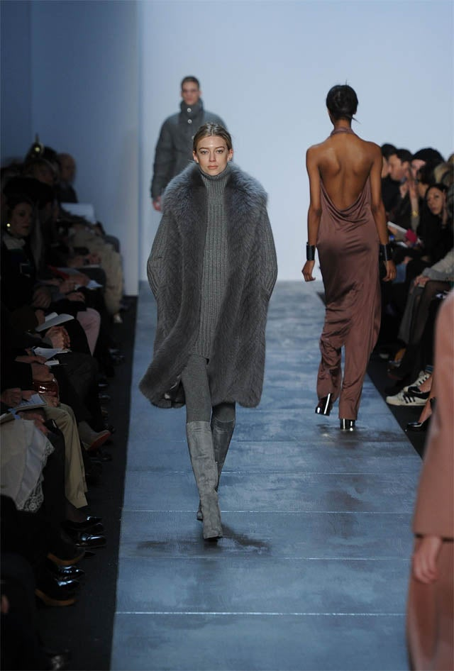 Michael Kors, For The Cashmere-Loving Upper East Side Doyenne In You
