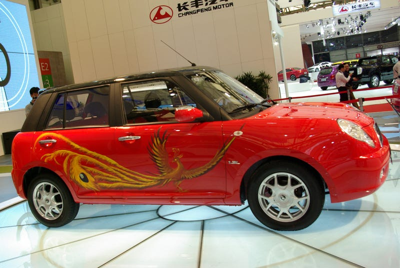 Lifan Motors 320: China's Favorite Mini Clone