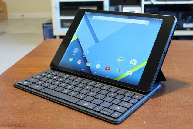 Nexus 9 Keyboard Folio Review: Keys That Please