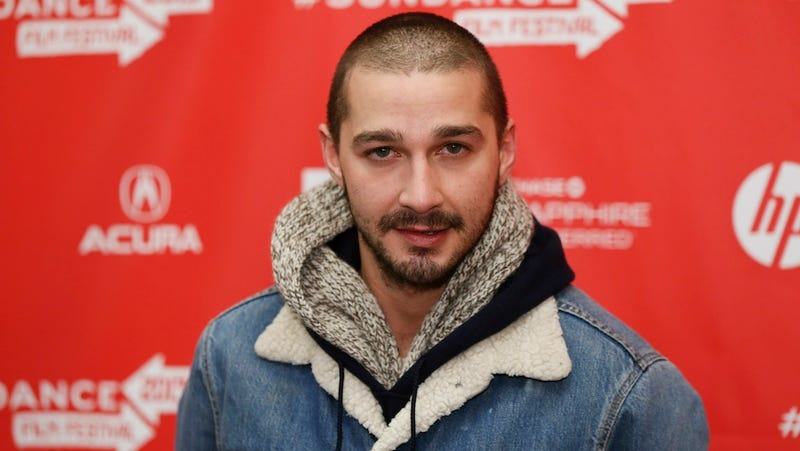 Now Shia LaBeouf Wants to Flog Himself Like a Medieval Monk