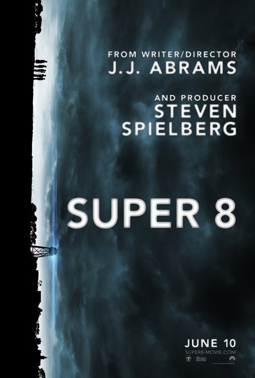Super 8 teaser poster sideways