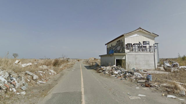 Explore Fukushima's Nuclear Zone in Google's Startling Street View