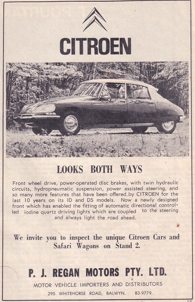 Citroën DS, The Miracle Of Travelling