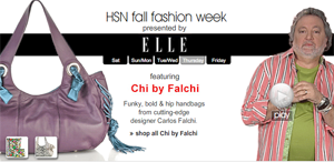 'Elle' And The Home Shopping Network: Strange Bedfellows