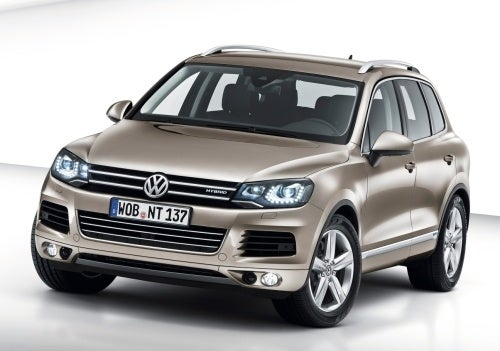 Oh Good Grief: 2011 VW Touareg Hybrid Is Less Efficient Than The Diesel