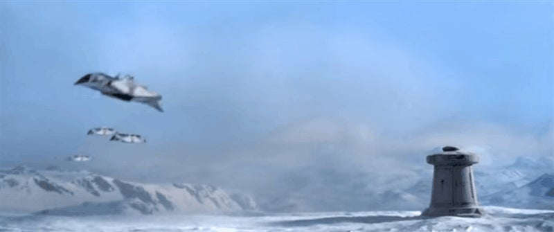 Hoth in Video Games: A Thirty-Year Battle