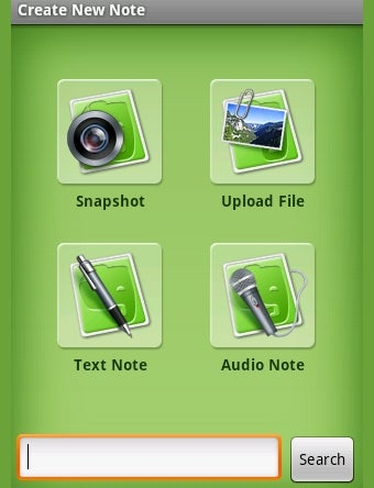 Evernote Beta for Android Makes for Easy Note-Taking