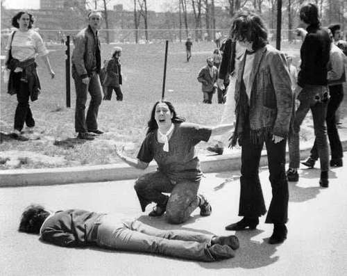 The Kent State Massacre, 40 Years Later
