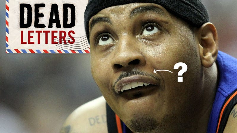 "Dead Letters: ""If Melo Hates Jews, OK, That's His Choice"""