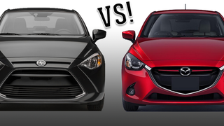 What Did They Change Anyway? Scion iA vs. Mazda 2