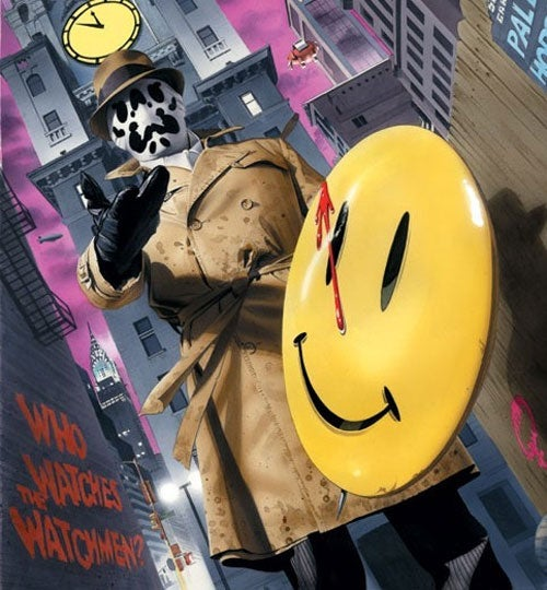 Watchmen Games Are Prequels