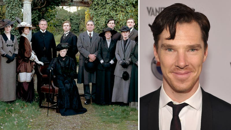 Benedict Cumberbatch Is Not Into Downton Abbey, Is a Sociopath